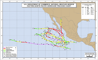 1995 Pacific hurricane season map.png