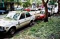 1999 Sydney hailstorm cardamage.jpg