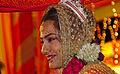 1 Women of India Wedding day, A Bride April 2013.jpg