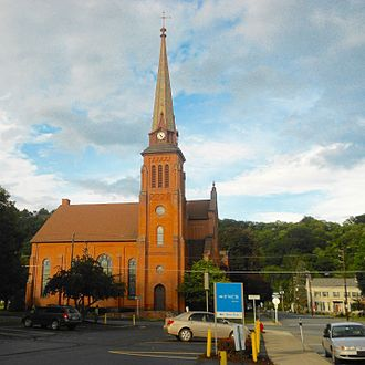Honesdale, Pennsylvania - First Presbyterian Church
