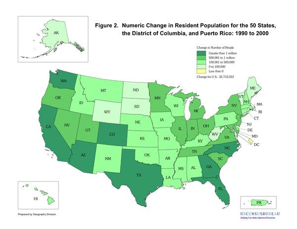 United states census bureau - United states bureau of the census ...
