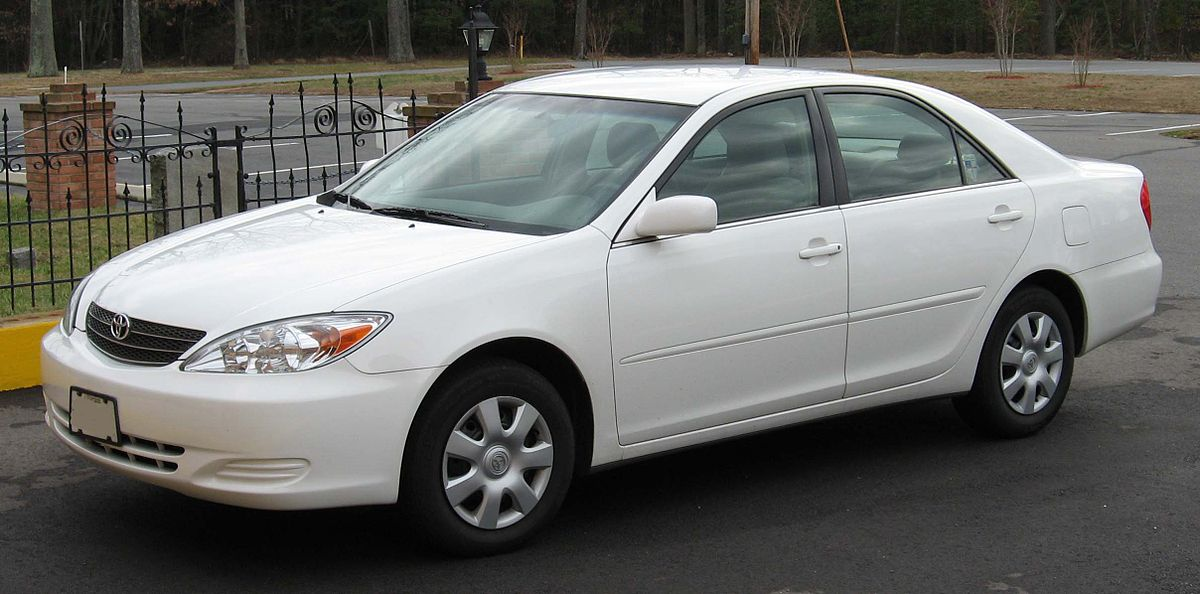 The Best 2004 Toyota Camry Xle