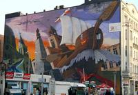 2003-09 - Łódź hausmalerei