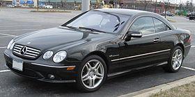 2003 Mercedes Benz Cl55 Amg Jpg