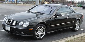 Mercedes Benz Cl Class Wikipedia