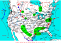 2004-04-11 Surface Weather Map NOAA.png