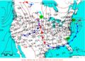 2005-05-21 Surface Weather Map NOAA.png