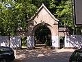 2006-07-24 Friedhof Schoeneberg III Portal.jpg