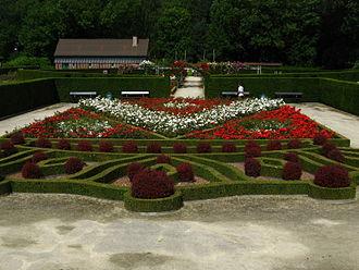 Sint-Pieters-Leeuw - Coloma Rose Garden