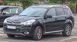 2008 Citroen C-Crosser Exclusive HDi 2.2.jpg