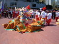 2008 Olympic Torch Relay in SF - Dragon dance 13.JPG