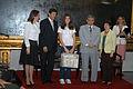 2008 Premiação do I Concurso de Redação do Senado Federal.JPG
