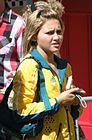 2008 Summer Olympics Australian Parade in Sydney - Melissa Wu - Diving 2.jpg