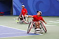 2008 Summer Paralympics Wheelchair tennis - men 2.jpg