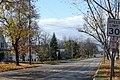 2009-10-31 West on Main Street in the Fall (Fenton, Michigan).jpg