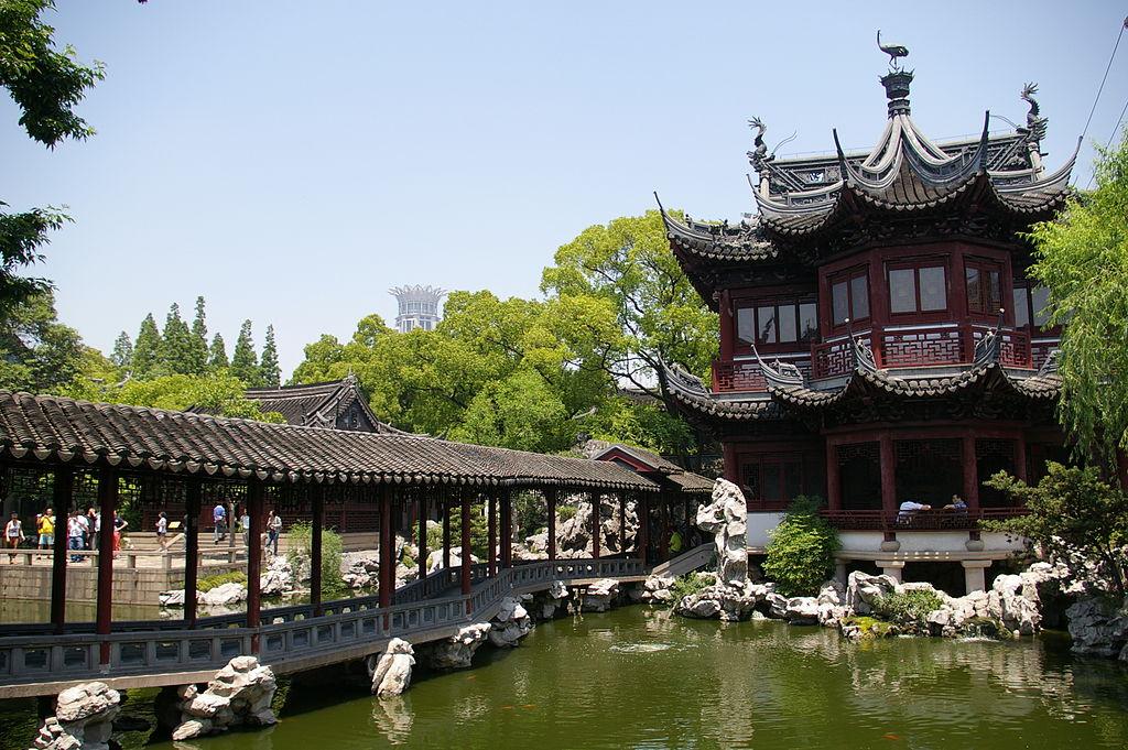 20090510 Shanghai Yuyuan 6569