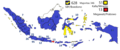 2009 Indonesian General Election Electoral College.png