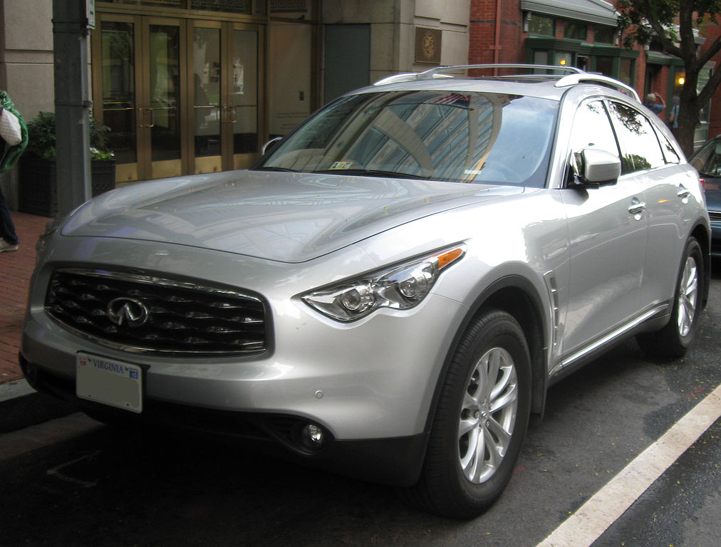 File2009 Infiniti Fx35g Wikimedia Commons