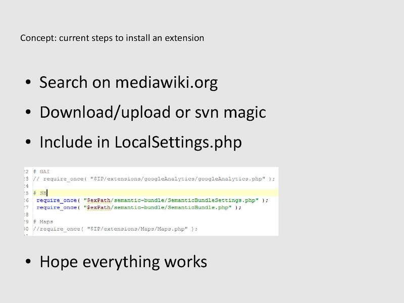 Converting documents to mediawiki markup