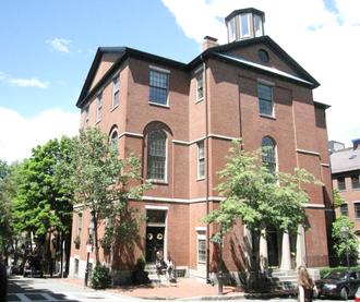 The English High School - Image: 2010 Phillips School Anderson St Pinckney St Boston