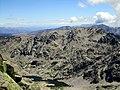 2011-07-18 Laguna Grande desde la cima del Almanzor - panoramio.jpg