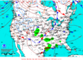 2012-05-12 Surface Weather Map NOAA.png