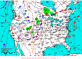 2012-05-19 Surface Weather Map NOAA.png