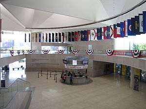 National Constitution Center - Image: 2012 07 ncc 01