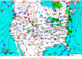 2013-04-20 Surface Weather Map NOAA.png