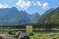2013-08-17 Lago di Fusine superiore -hu- A 4548.jpg