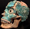 2013-13-27 Mixtec funerary mask Grave No. 7 Monte Alban Museo de las Culturas de Oaxaca anagoria.JPG