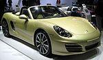 2013 Porsche Boxster -- 2012 NYIAS.JPG