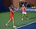 2013 US Open (Tennis) - Daniela Hantuchova and Martina Hingis (9659826282).jpg