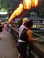 20140729 Ichijima-Kawasuso Matsuri 市島川裾祭(丹波市市島町)竹田川DSCF0490.JPG