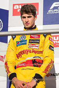 2014 F3 HockenheimringII Antonio Giovinazzi by 2eight DSC7611.jpg