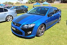 Ford Falcon Gt F Boss  Sedan