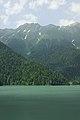 2014 Reliktowy Park Narodowy Rica, Widok na jezioro Rica od strony południowo-zachodniej (04).jpg