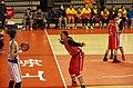 2014 Women's Chinese Basketball Association game.jpg