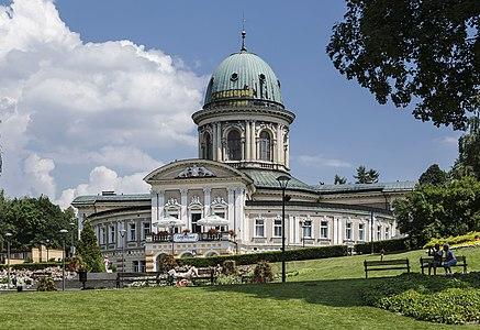 Wojciech Sanatorium in Lądek-Zdrój