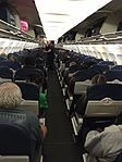 2015-04-08 21 30 31 Interior of US Airways 689 Airbus A320 during boarding at Phoenix Sky Harbor International Airport, Arizona.jpg