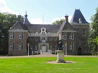 Museum de Fundatie - Kasteel het Nijenhuis in 2015