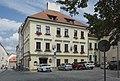 2015 Hotel U páva w Pradze.jpg