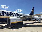 2015 at Madrid-Barajas Airport - aircraft - 2.JPG