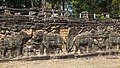2016 Angkor, Angkor Thom, Taras Słoni (20).jpg