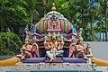 2016 Singapur, Little India, Świątynia Sri Veeramakaliamman (18).jpg