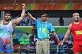 2016 Summer Olympics, Greco-Roman Wrestling 130 kg 5.jpg