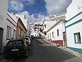 2017-10-19 Looking west along Travessa Coronel Aguas, Albufeira.JPG
