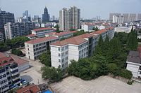 201706 Buildings at Changzhou No.1 High School.jpg