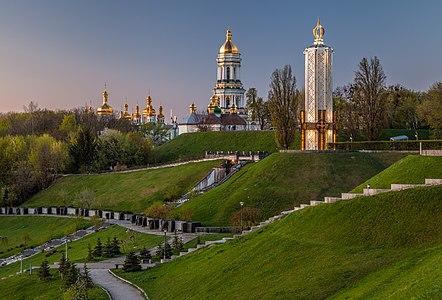 The Kiev Pechersk Lavra, Ukraine.