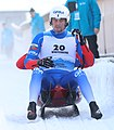 2019-01-25 Doubles Sprint Qualification at FIL World Luge Championships 2019 by Sandro Halank–220.jpg